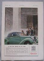 1946 Daimler Original advert No.1