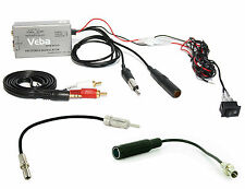 Veba Wired FM Modulator iPod iPhone MP3 Chrysler 300c Grand Tourer AUX adapter