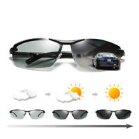Automatic Color Changing Polarized Fashion Sunglasses Portable Driving Glasses