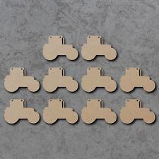 Trattore Bunting x10-Estate in legno Craft Bunting spazi e segni