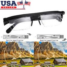 Adjustable Glasses Variable Focus For Reading Distance Vision Eyeglasses Reading