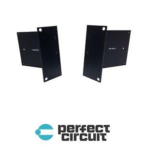 "API Lunchbox 19"" Rack Ear Kit (D Sub) PRO AUDIO - NEW - PERFECT CIRCUIT"