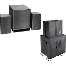 LD Systems Dave 18 G3 aktiv Anlage + Hüllen + Rollbrett Set | Neu
