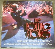 THE ROLLING STONES Dub and Douglas Present CD Live Inglewood Forum L.A. USA 1969