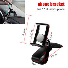 Hand-free Car Dashboard 5.5-8 inches Cell Phone Tablet GPS MP4 Holder Bracket