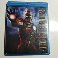 Iron Man 2 (Blu-ray/DVD, 2010, 3-Disc Set, Canadian)