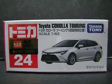 TAKARA TOMY TOMICA 1:63 Toyota COROLLA TOURING DIECAST CAR # 24