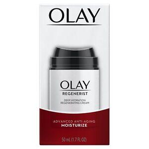 Olay Regenerist Deep Hydration Regenerating Cream Face Moisturizer 1.7 oz