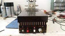 ZETAGI BV 750 AMPLIFICATORE POWER 300W AM FM 600 SSB 24 VOLT RADIO CB POTENTE