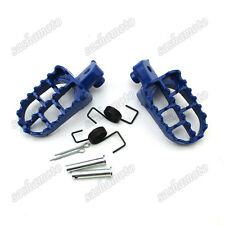 Foot Pegs Rest For Yamaha PW50 PW80 Honda XR50R CRF50 CRF70 CRF80 Pit Dirt Bike