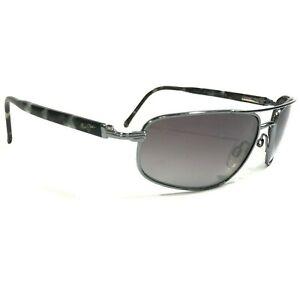 Maui Jim Kahuna MJ-162-02 Eyeglasses Sunglasses Frames Tortoise Silver Square