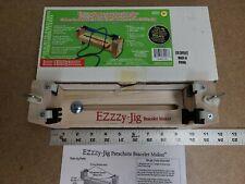 Pepperell 2014 Ezzzy Jig Parachute Bracelet Maker Craft Friendship Toy Fun (Raw)