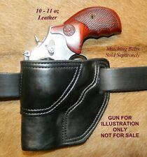 Gary Cs Leather Avenger Owb Left Hand Revolver Holster Sampw L Frame 3