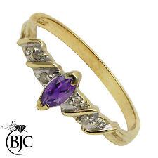 Diamond Solitaire Not Enhanced Fine Gemstone Rings