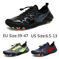 Mens Water Shoes Barefoot Swim Diving Surf Yoga Aqua Sports Quick Dry Pool Beach