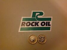 2 x ROCK OIL Stickers decals RD 350 250 125 LC Banshee YPVS 6