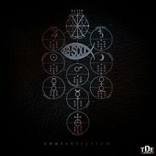 Ab Soul Control System T.D.E. Rare Official Album (Mix CD) Mixtape Rap