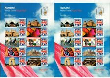 The 2011 Smilers Sheets Year Set Of 4 Sheets. Perfect Unfolded Mnh. Ls76 to Ls79