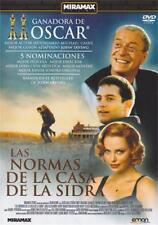 LAS NORMAS DE LA CASA DE LA SIDRA. dvd.