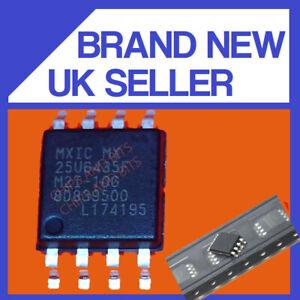 MXIC MX MX25U6435FM2I-10G MX25U6435F 25U6435F SOP8 CHIP GENUINE / UK SELLER FAST