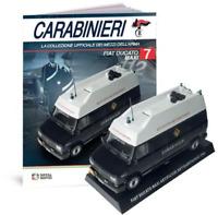 Police Fiat Ducato Maxi Van Bomb Disposal Carabinieri 1:43 Scale