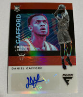 2019-20 Panini Chronicles Flux Rookie Autograph Daniel Gafford AUTO RC