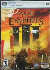 Age of Empires III: The Asian Dynasties Game PC-CD