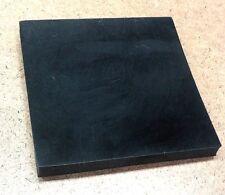 Neoprene Rubber Sheet  Solid 1/2