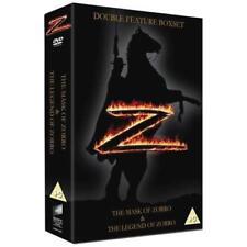 Mask Of Zorro + Legend Of Zorro Box Set New 2xDVDs R4