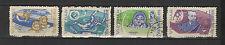 vols cosmiques de Voskhod II 1965 Viêt Nam une série de 4 timbres / T1675