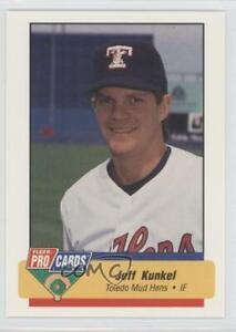 1994 Fleer ProCards Minor League Jeff Kunkel #1032
