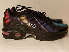 New Nike Air Max Plus TN Game Running Shoes CJ6947 001 size 6y