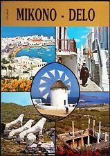 """John Decopoulos, Guida turistica fotografica """"Mikono - Delo"""", Ed. Olympic Color"""