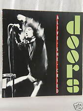 "The Doors - Alive She Cried 12"" LP 1983 / Stereo"