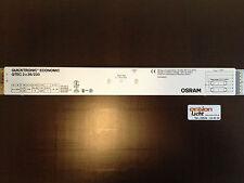 OSRAM EVG Quicktronic Economic QTEC 2 x 36 Watt/230 - NEU