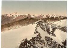 Ortler Territory The Hohen Tauren Tyrol A4 Photo Print
