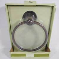 Restore Restyle Exotic Travels Bronze Bathroom Towel Ring Hardware Included