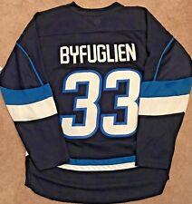 Winnipeg Jets NHL Jersey, #33  Byfluglien , With Tag Size S #965