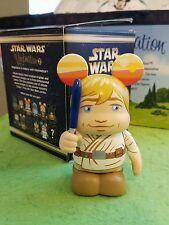"Disney Vinylmation 3"" Park Set 2 Star Wars Luke Skywalker with Box"