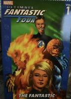 Ultimate Fantastic Four Volume 1 The Fantastic Marvel TPB BRAND NEW Bendis FF