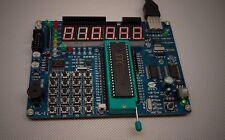 AT89S51 51 MCU AT89S52 MCU development learning board 51 development board