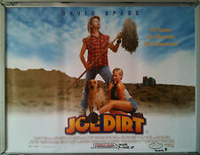 Cinema Poster: JOE DIRT 2001 (Quad) David Spade Brittany Daniel Dennis Milleri