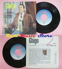 LP 45 7'' GHIGO Coccinella Stazione del rock 1998 FAVOLOSI ANNI 60 cd mc dvd*