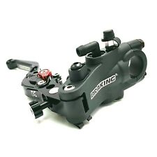 BRAKING Motorrad Radialbremspumpe Supersport 19mm inkl. Behälterkit