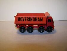 Lesney Matchbox # 17D Hoverham Tipper Issued 1963