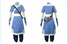 Cosplay Costume Avatar The Last Airbender Katara Christmas Halloween Uniform