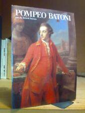 POMPEO BATONI AND HIS BRITISH PATRONS - 1982