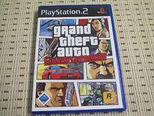 Grand Theft Auto Liberty City Stories (GTA) für Playstation 2 PS2 PS 2 *OVP*