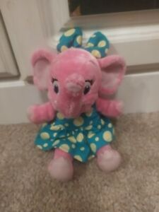 Haven Holidays Anxious Elephant Small Plush Soft Toy