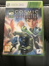 Ben 10: Ultimate Alien Cosmic Destruction Xbox 360 PAL VERSION U.K.European Game